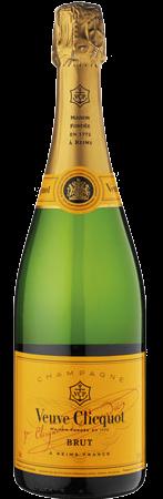 Veuve Clicquot Brut NV Champagne graphic