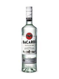 Bacardi Carta Blanca Rum graphic