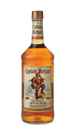 Captain Morgan Original Spiced graphic
