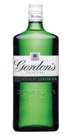 Gordon's Gin graphic
