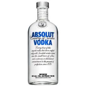 Absolut Vodka graphic