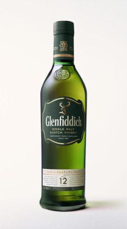 Glenfiddich graphic