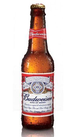 Budweiser graphic