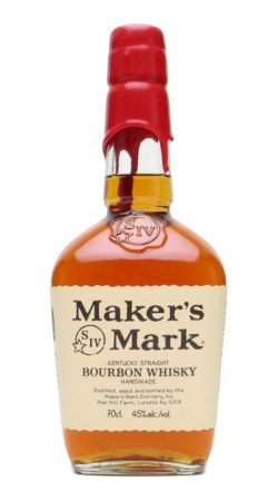 Makers Mark Bourbon graphic