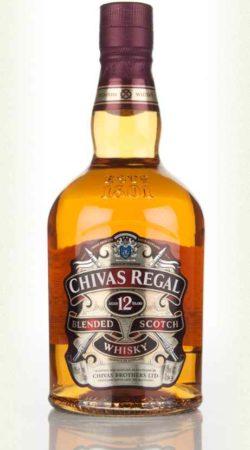 Chivas Regal graphic